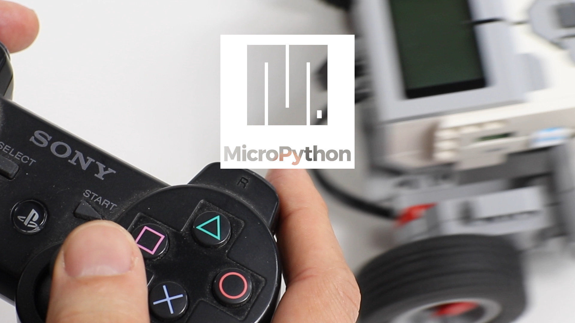 Micropython On LEGO MINDSTORMS EV3
