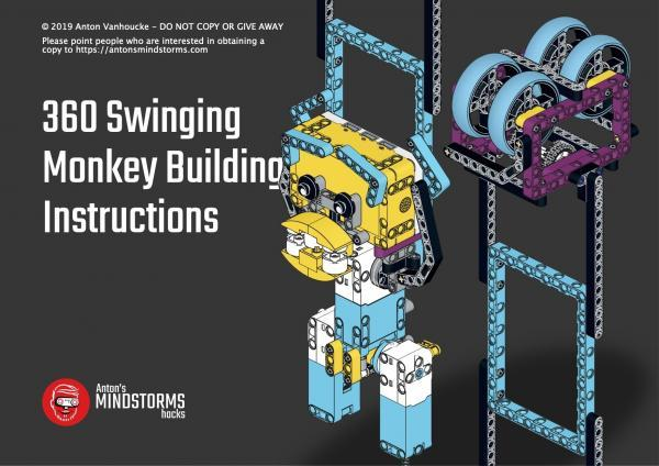 360 Swinging Monkey Building Instructions