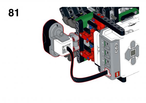 LEGO MINDSTORMS Ev3 Forest Mechsuit Building Instructions