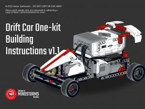 drift car building instructions og