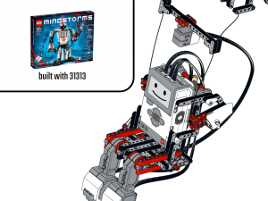ev3 swingbot pdf building instructions