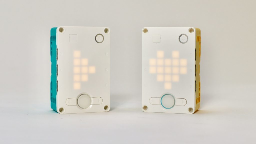 LEGO Robot Inventor 51515 hub vs. SPIKE Prime