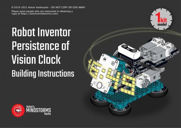 POV clock 51515 building instructions