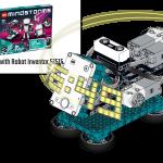 Persistence Of Vision Clock LEGO MINDSTORMS Robot Inventor 51515